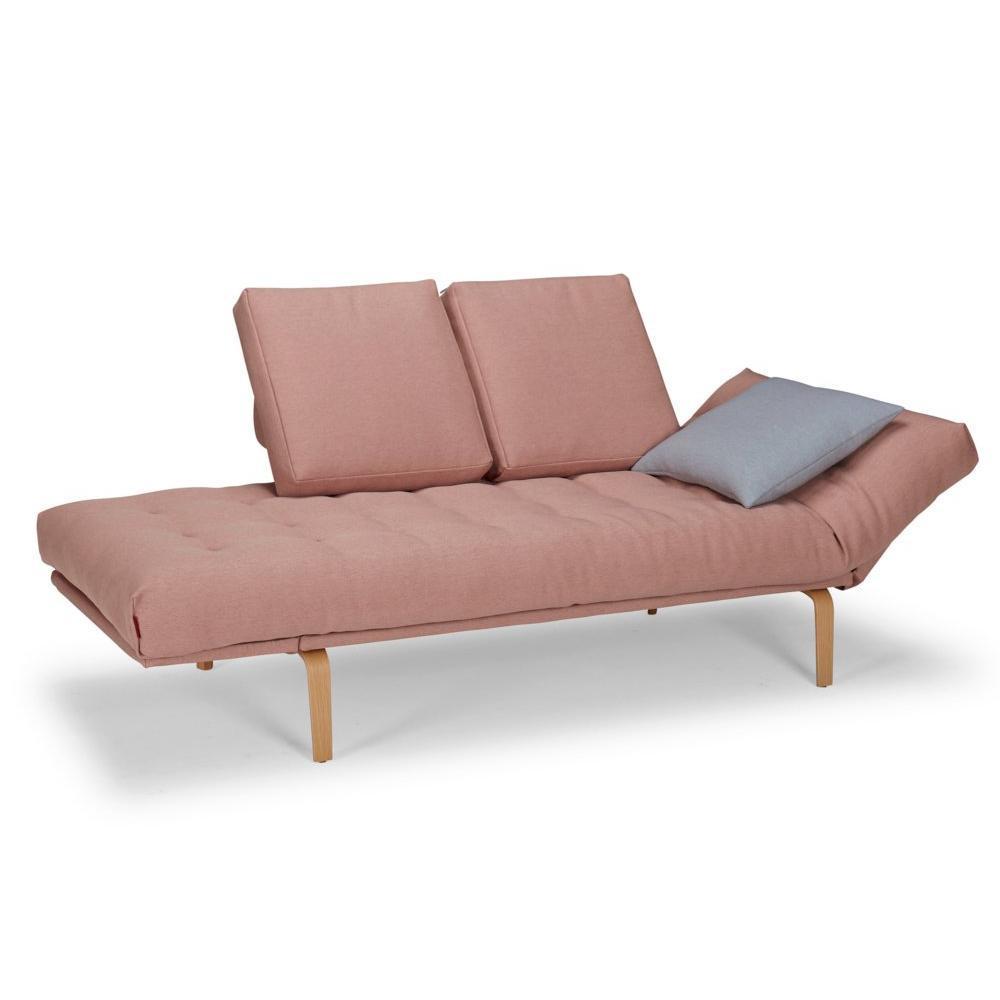 canap convertible au meilleur prix innovation living canap design rollo bow rouge corail. Black Bedroom Furniture Sets. Home Design Ideas