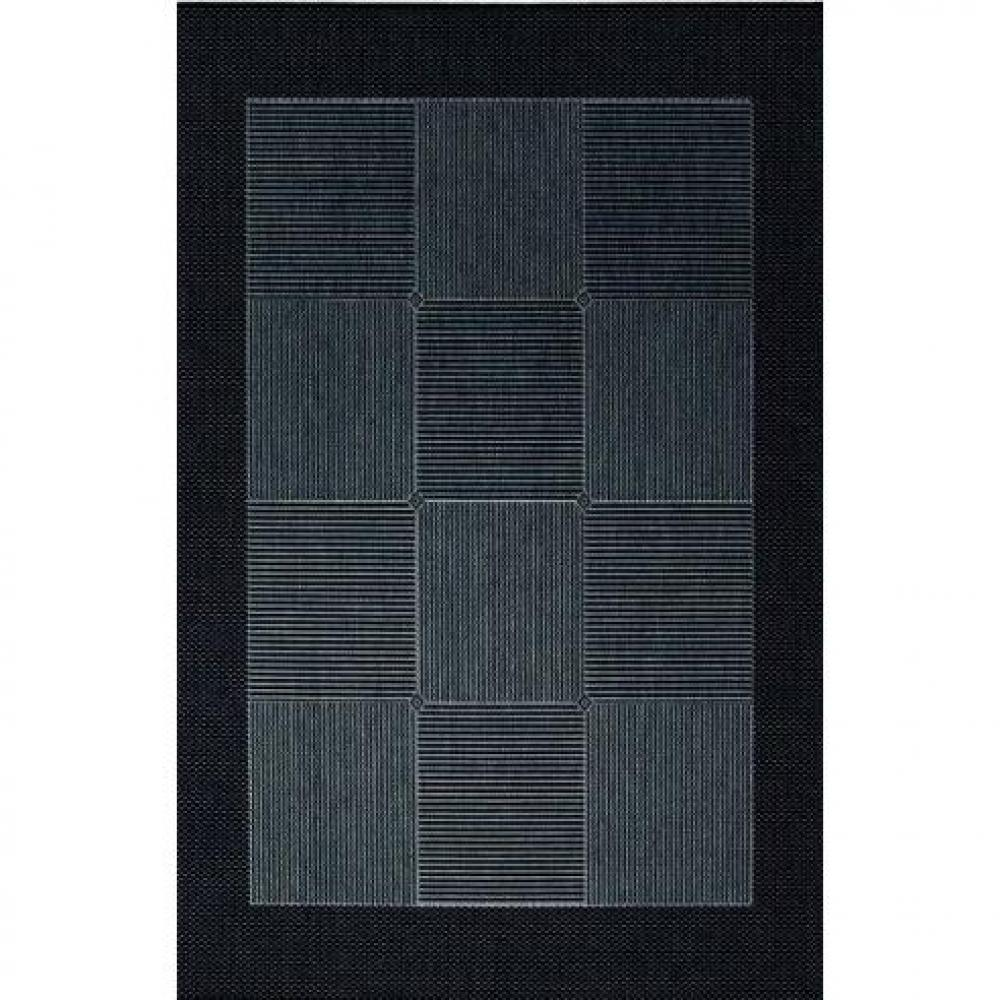 tapis de sol meubles et rangements carpetto tapis gris bleu fonc 120x170 cm inside75. Black Bedroom Furniture Sets. Home Design Ideas