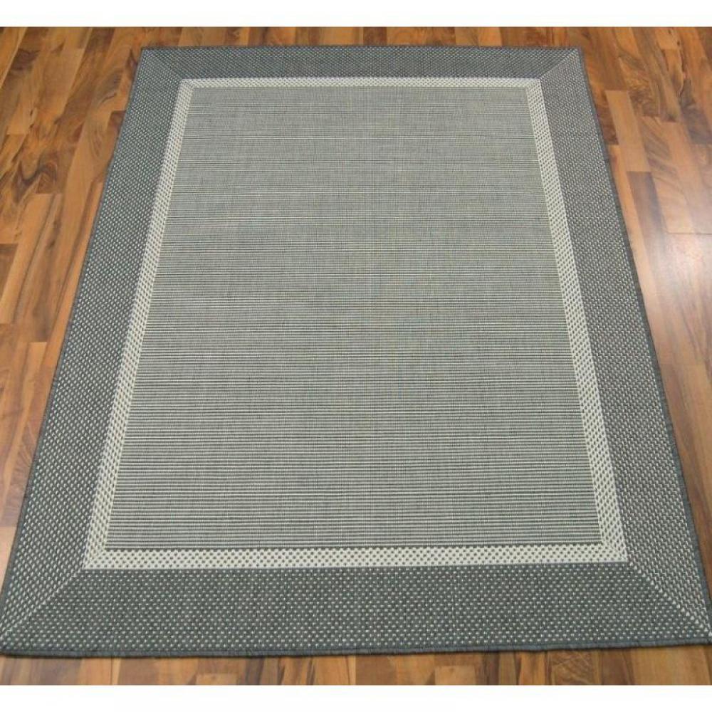 tapis de sol meubles et rangements carpetto tapis gris 200x290 cm inside75. Black Bedroom Furniture Sets. Home Design Ideas