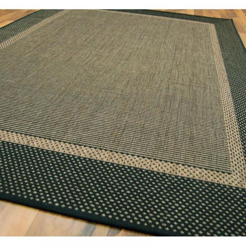 tapis de sol meubles et rangements carpetto tapis taupe 60x110 cm inside75. Black Bedroom Furniture Sets. Home Design Ideas
