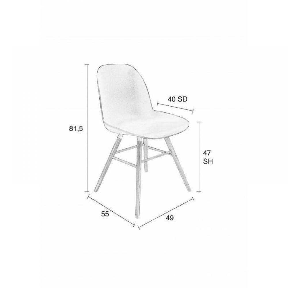 chaise design ergonomique et stylis e au meilleur prix chaise design scandinave albert kuip. Black Bedroom Furniture Sets. Home Design Ideas