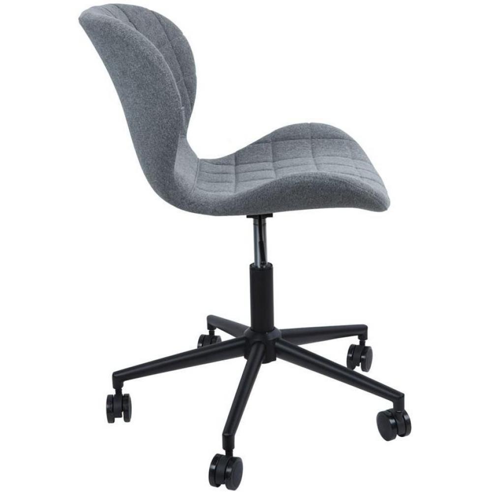 chaise design ergonomique et stylisée au meilleur prix, zuiver ... - Chaise De Bureau Grise