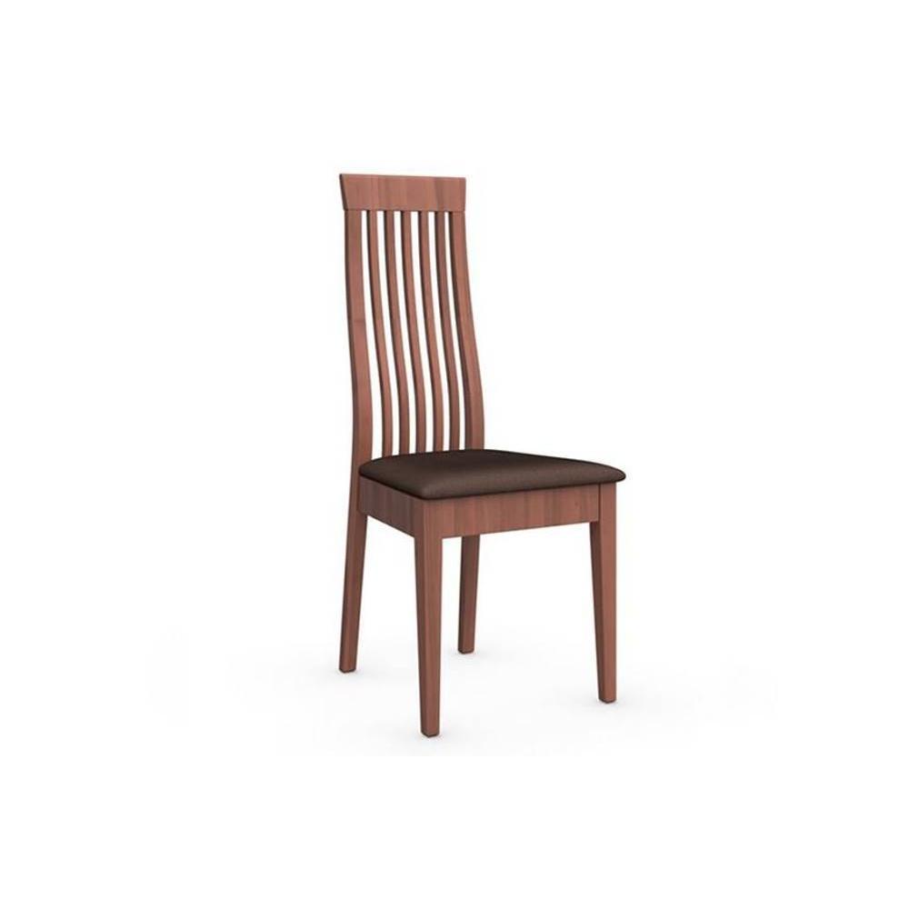Chaise design ergonomique et stylis e au meilleur prix for Chaise en noyer