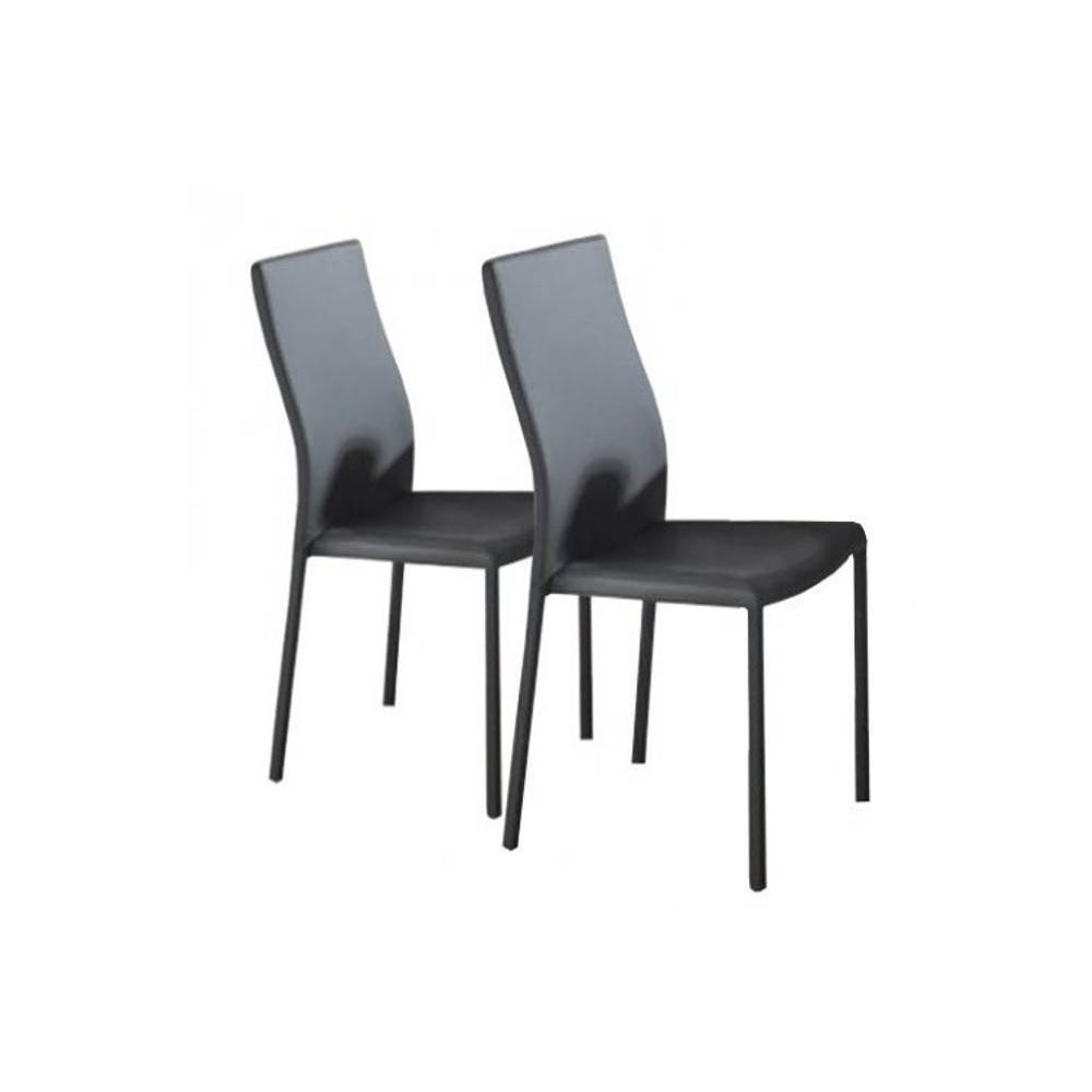 table de repas design au meilleur prix table repas kerwiin design blanc 180 cm inside75. Black Bedroom Furniture Sets. Home Design Ideas