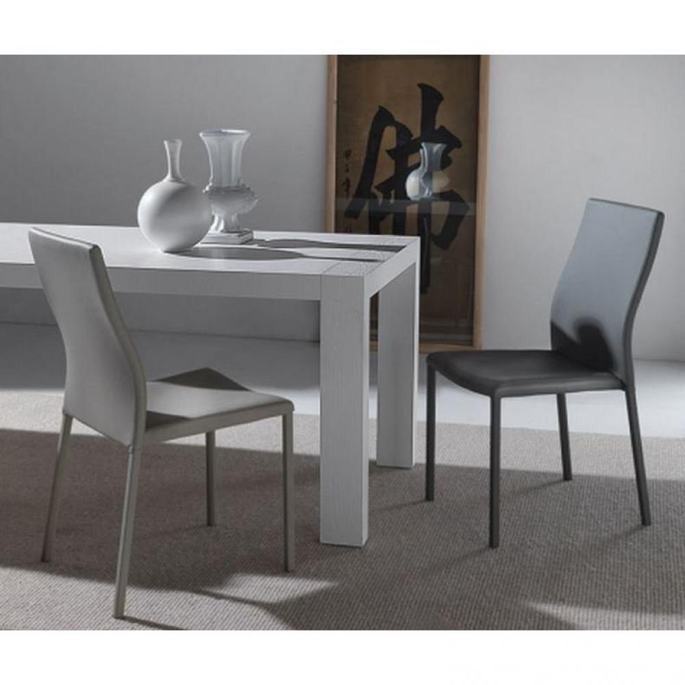 chaise design ergonomique et stylis e au meilleur prix lot de 2 chaises design hellen. Black Bedroom Furniture Sets. Home Design Ideas