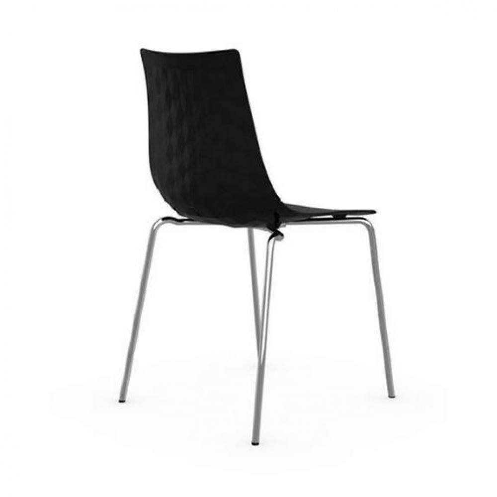 Chaise en plexiglas acrylique transparent en plastique chaise caf loisirs moderne bois de - Stoel tuin leroy merlin ...