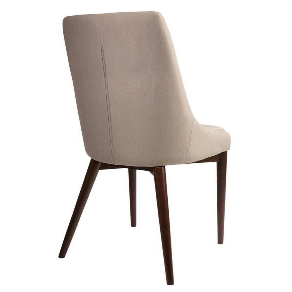 chaise design ergonomique et stylis e au meilleur prix dutchbone chaise juju tissu beige. Black Bedroom Furniture Sets. Home Design Ideas
