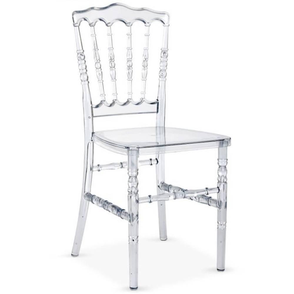 Chaise design transparente - Chaise design transparente ...