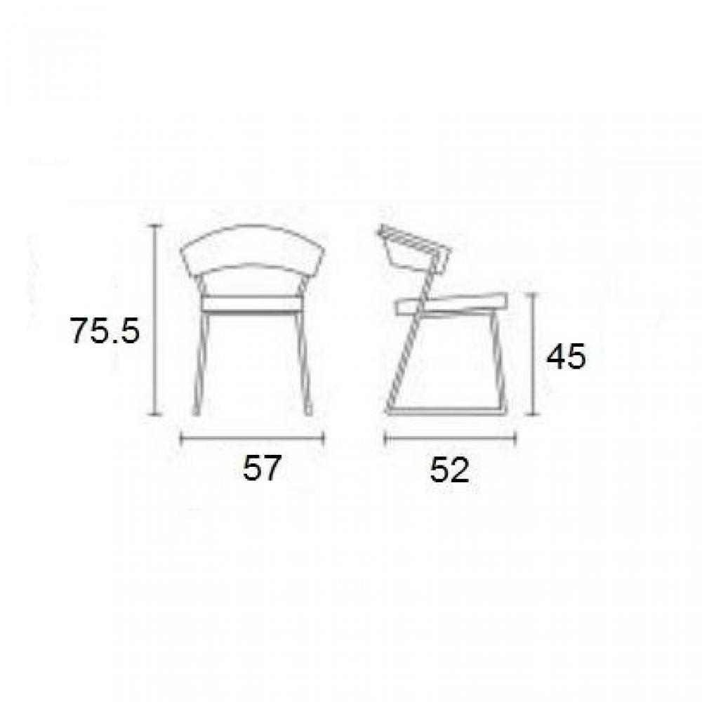 Canap convertible au meilleur prix chaise new york for Chaise italienne design