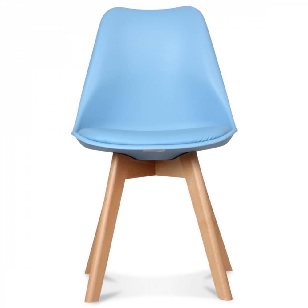 chaise design ergonomique et stylis e au meilleur prix chaise oslo design scandinave bleue. Black Bedroom Furniture Sets. Home Design Ideas