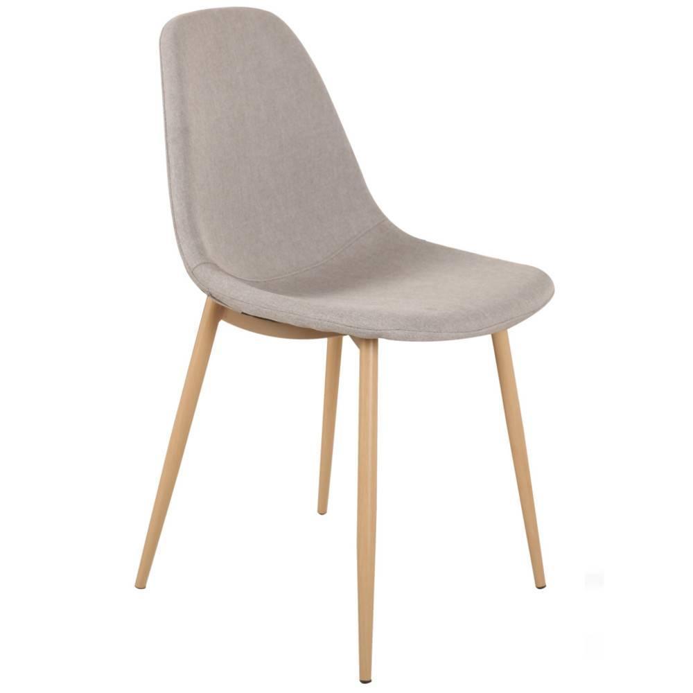 Chaise design ergonomique et stylis e au meilleur prix for Ensemble table et chaise style scandinave