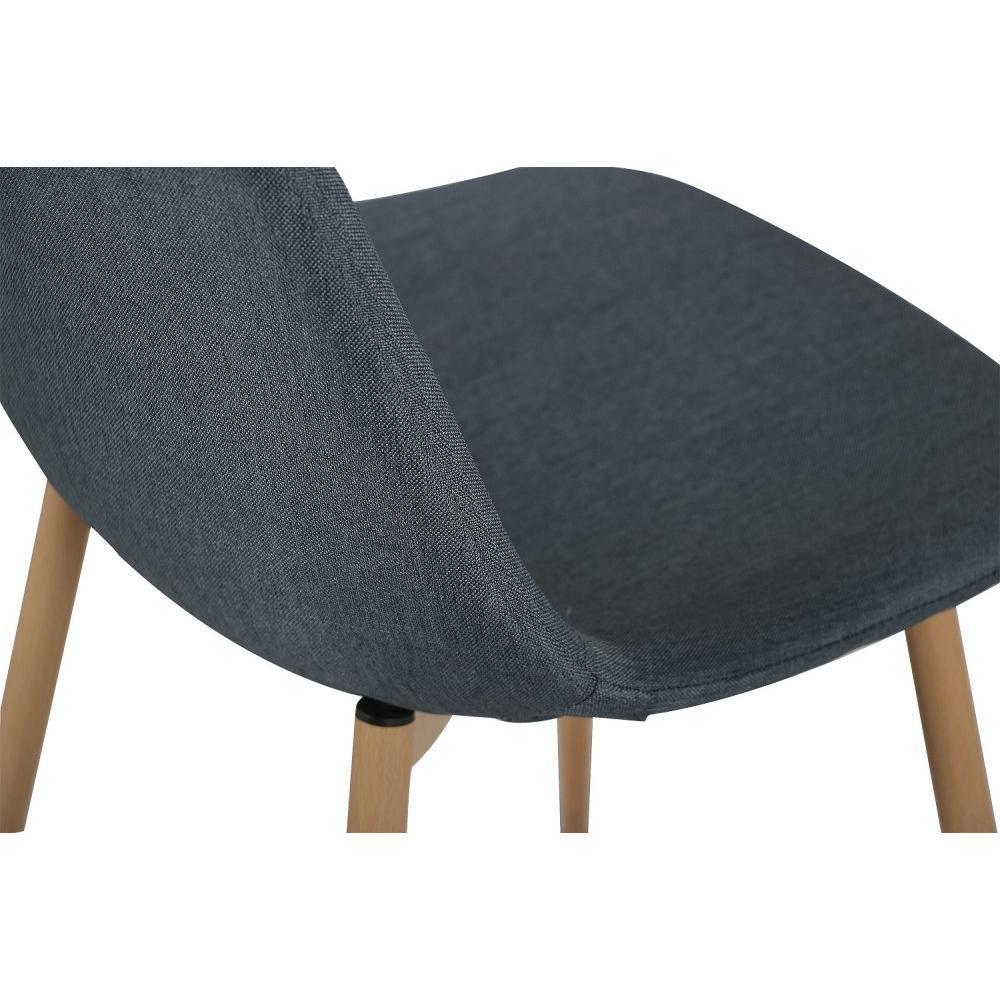 chaise design ergonomique et stylis e au meilleur prix chaise stockholm design scandinave tissu. Black Bedroom Furniture Sets. Home Design Ideas
