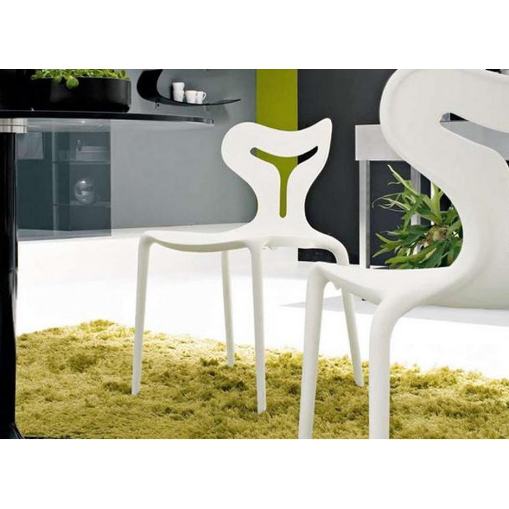 chaise de jardin design confortable au meilleur prix chaise empilable area 51 inside75. Black Bedroom Furniture Sets. Home Design Ideas