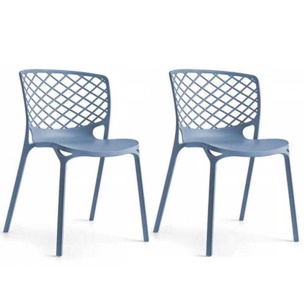 Chaise design ergonomique et stylis e au meilleur prix for Chaise empilable