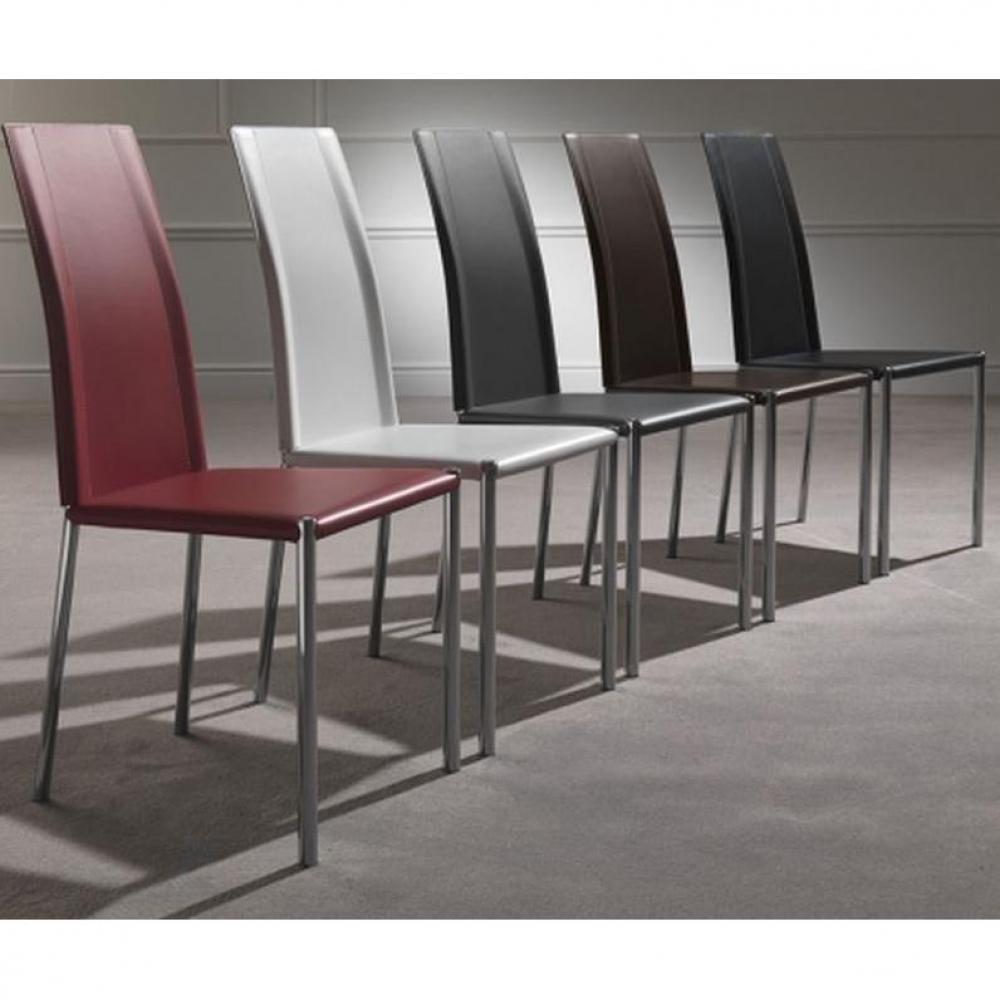 chaise design ergonomique et stylis e au meilleur prix chaise laser en tissu enduit. Black Bedroom Furniture Sets. Home Design Ideas