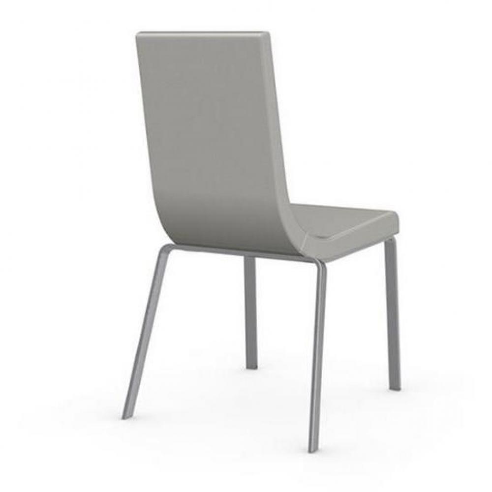 chaise design ergonomique et stylis e au meilleur prix chaise haut de gamme cruiser assise cuir. Black Bedroom Furniture Sets. Home Design Ideas
