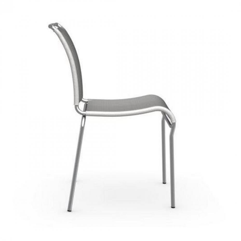 chaise design ergonomique et stylis e au meilleur prix chaise italienne air structure acier. Black Bedroom Furniture Sets. Home Design Ideas