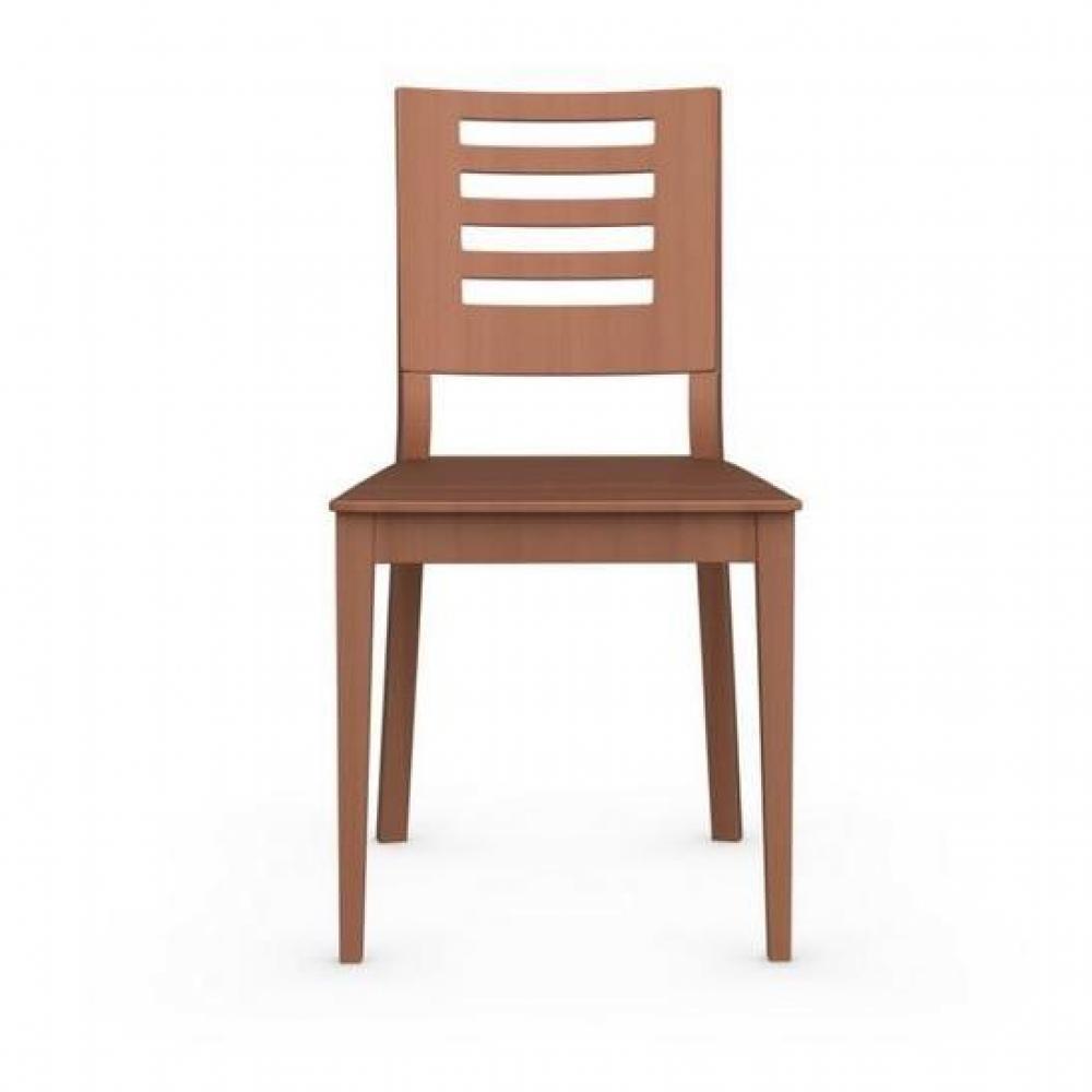 chaise design ergonomique et stylis e au meilleur prix chaise italienne style merisier inside75. Black Bedroom Furniture Sets. Home Design Ideas