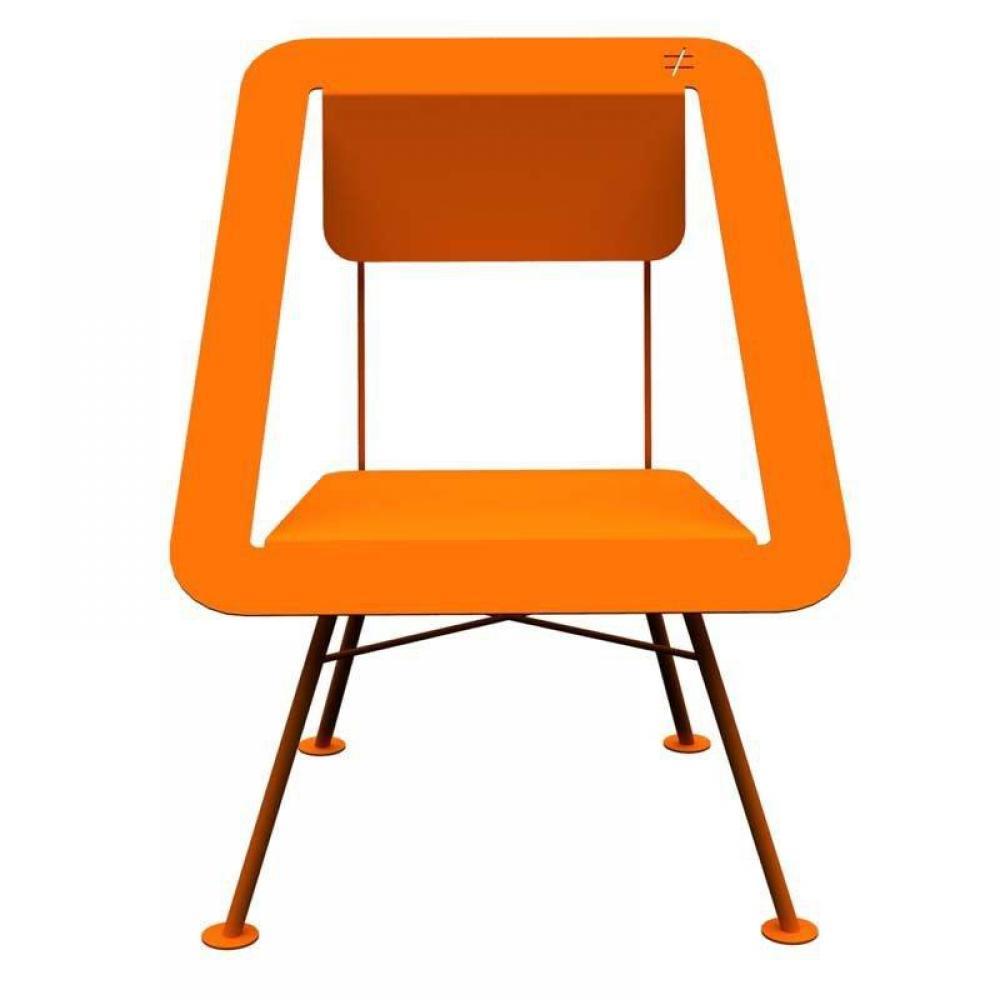 chaises meubles et rangements chaise jardin orange 4x4. Black Bedroom Furniture Sets. Home Design Ideas