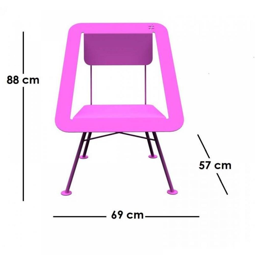 chaise design ergonomique et stylis e au meilleur prix chaise jardin rose 4x4 different. Black Bedroom Furniture Sets. Home Design Ideas
