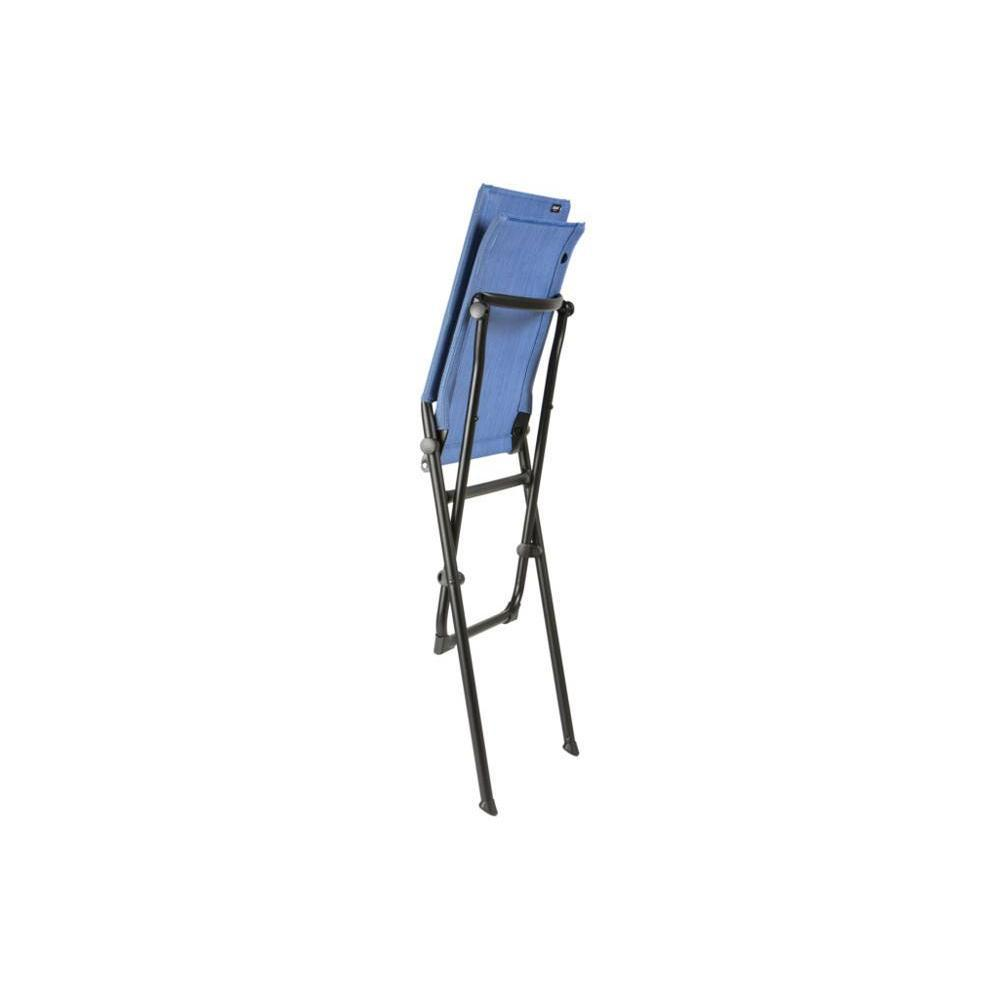 Chaise Pliante ANYTIME Couleur Bleu Outremer