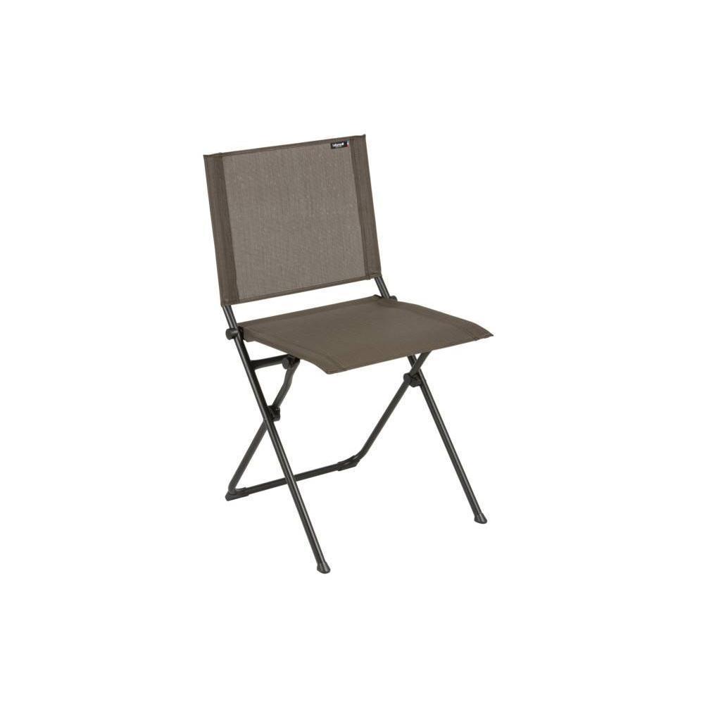 chaise de jardin design confortable au meilleur prix chaise pliante anytime couleur wood. Black Bedroom Furniture Sets. Home Design Ideas