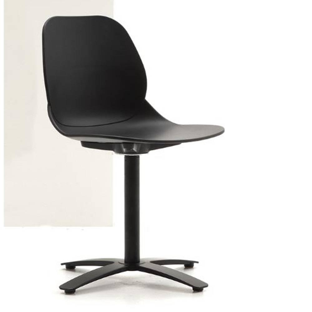 Nos lots de chaise design chaise pivotante shell cross for Chaise pivotante