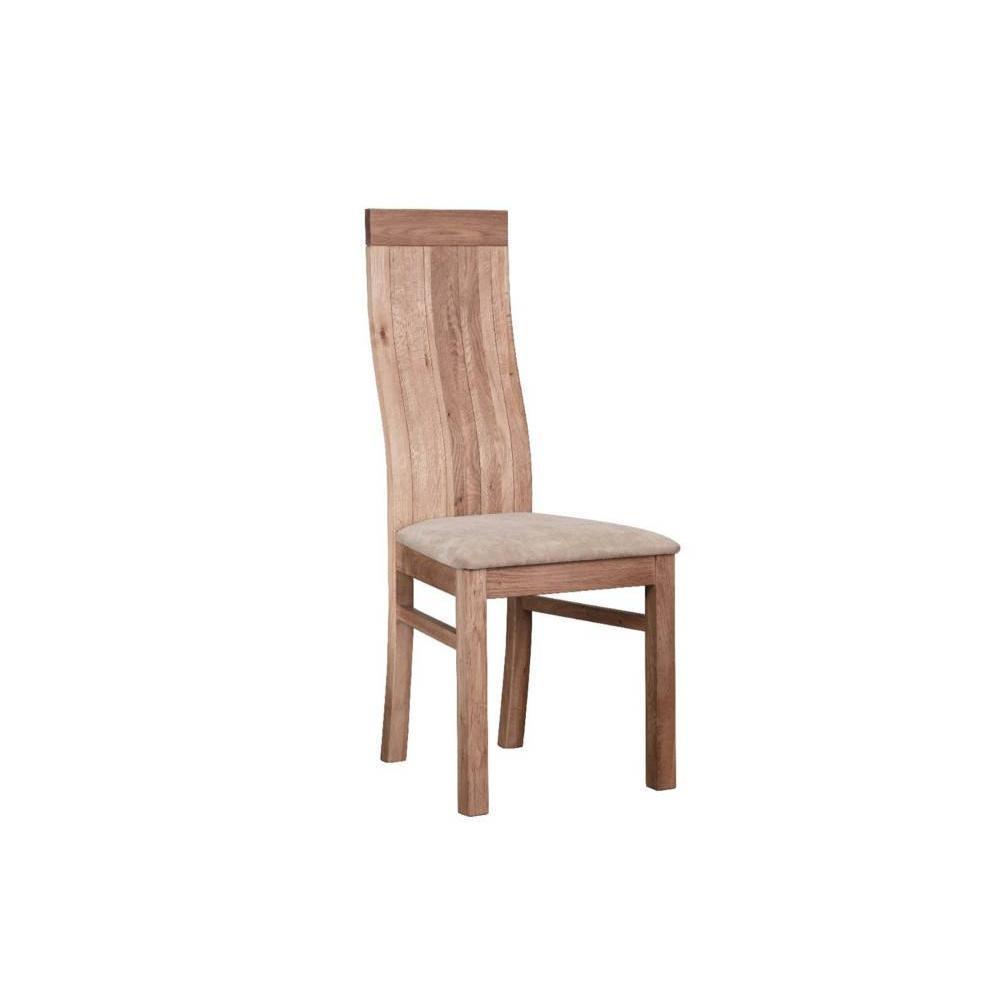 Chaise design ergonomique et stylis e au meilleur prix chaise ecolo summer e - Chaises chene massif ...