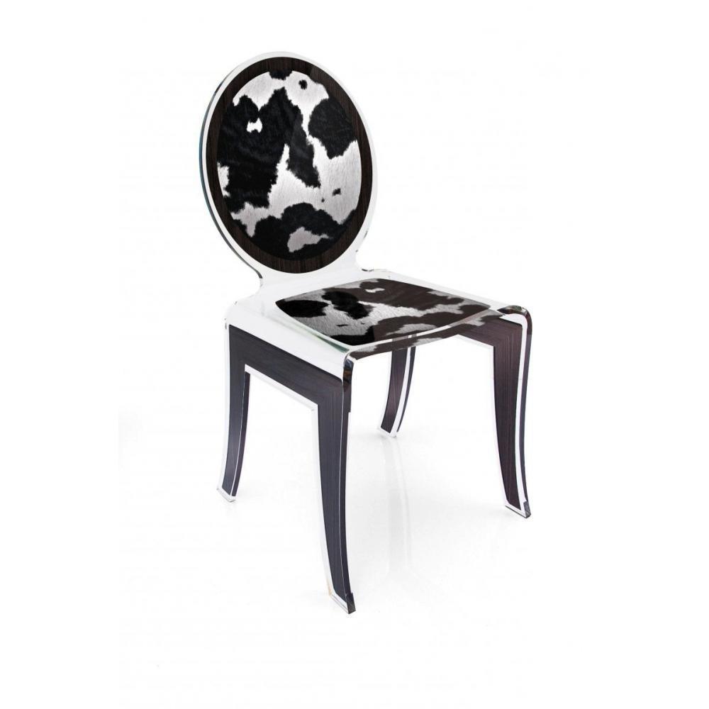 Chaises meubles et rangements wild chaise design en for Chaise en plexi