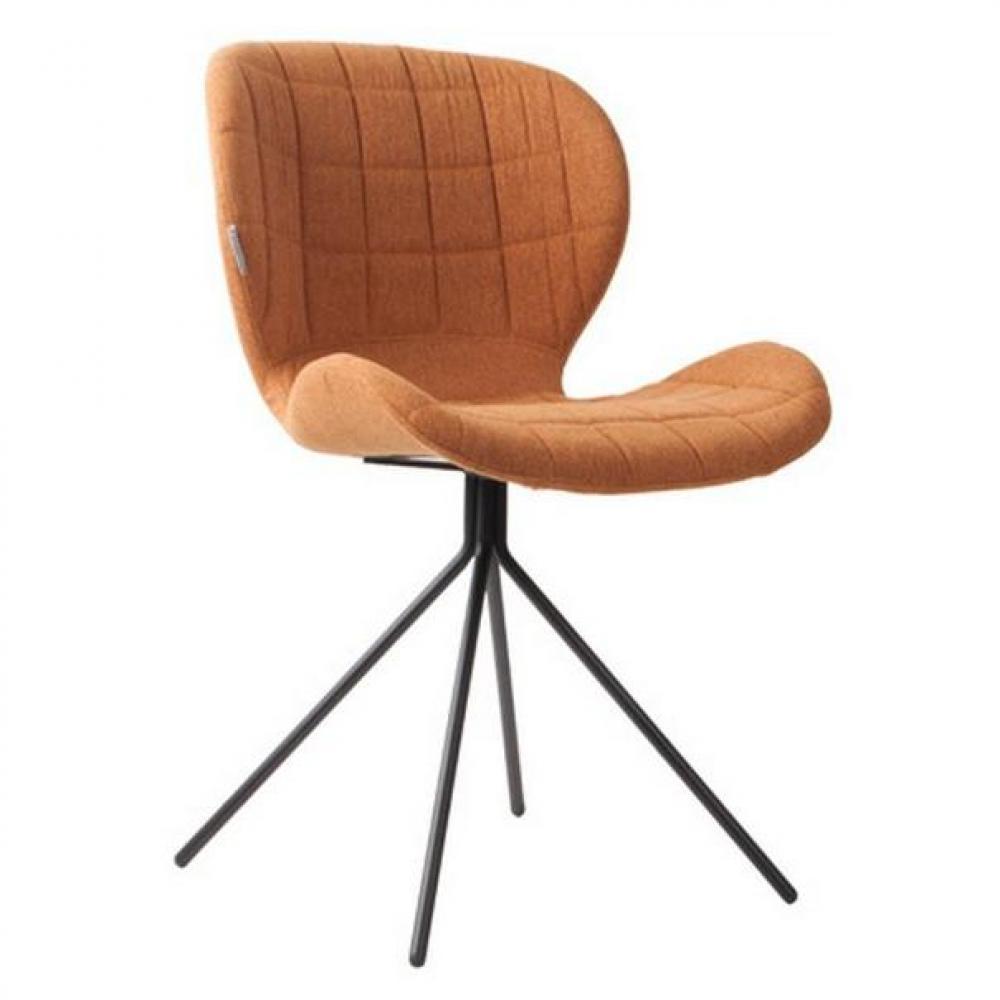 Chaise design ergonomique et stylis e au meilleur prix zuiver chaise omg camel inside75 for Chaise zuiver