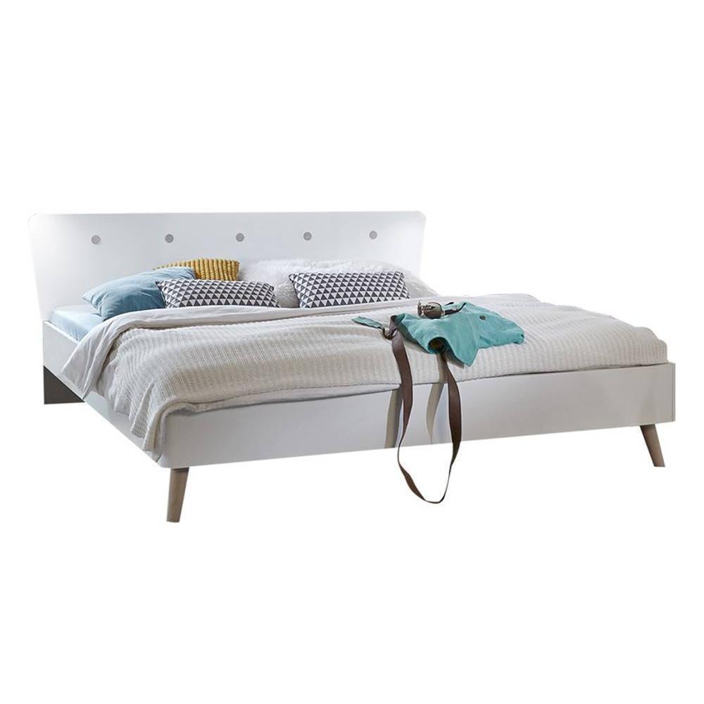 Ensembre chambre à coucher 5 pièces VIBORG style scandinave