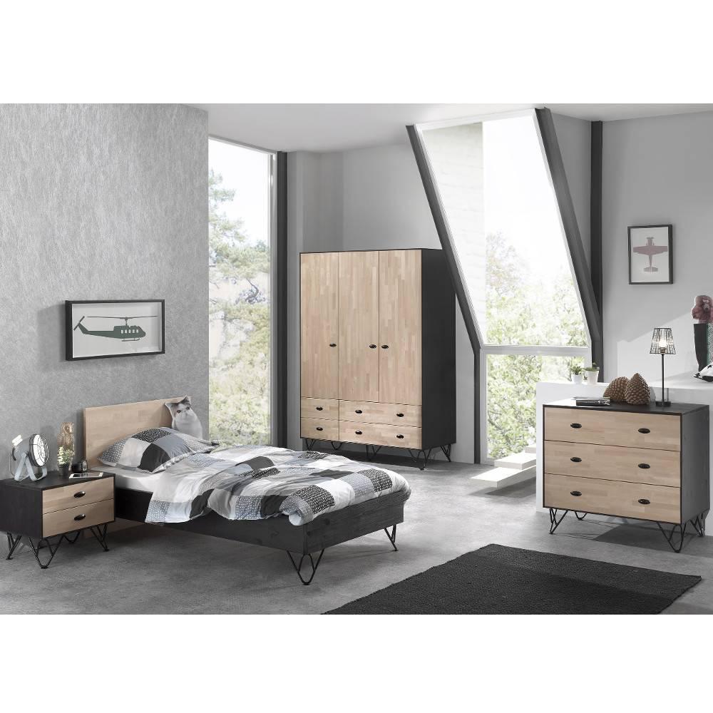 Chambre enfant, chambre & literie, Ensemble chambre à coucher design ...
