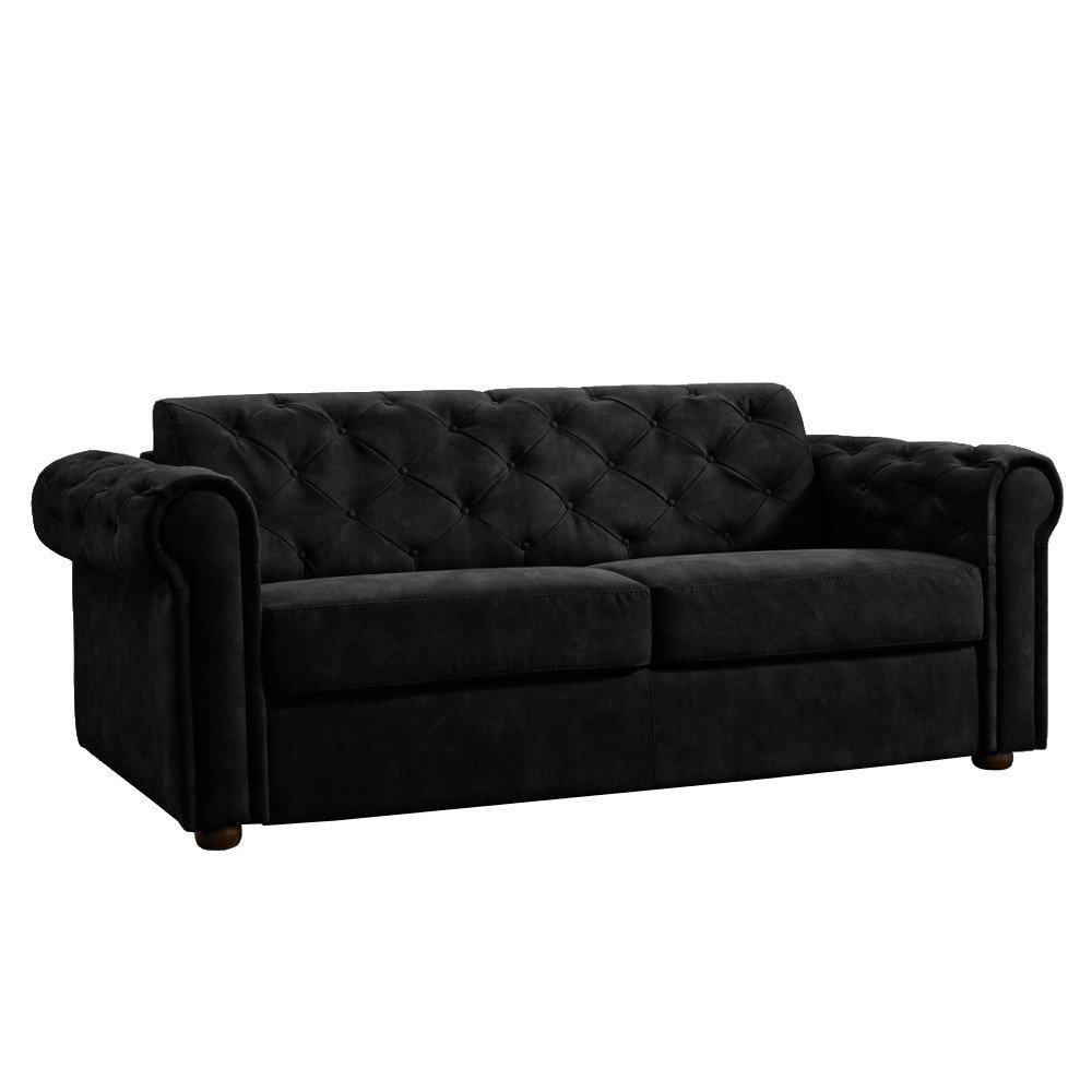 canap convertible au meilleur prix canap lit 2 3 places chesterfield express convertible. Black Bedroom Furniture Sets. Home Design Ideas