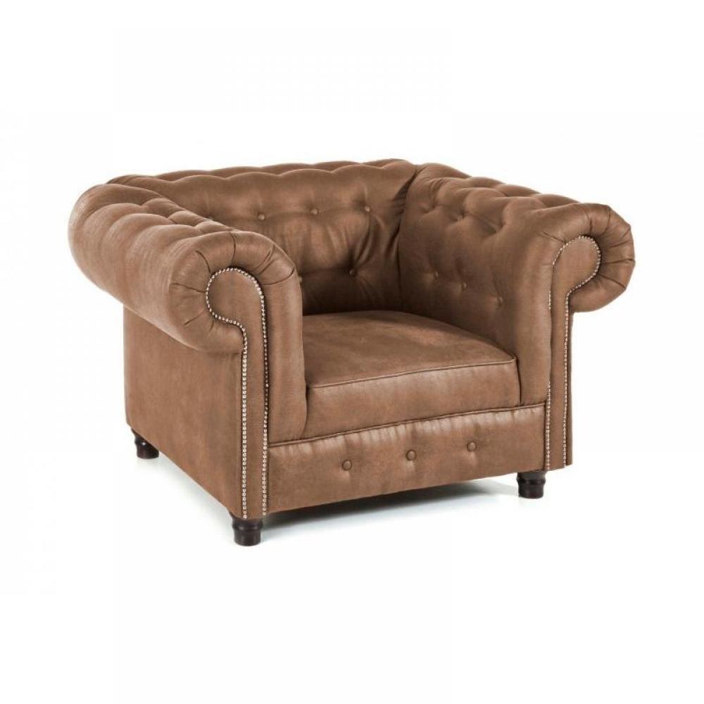 Canap chesterfield en cuir velour au meilleur prix fauteuil fixe oxfo - Fauteuil chesterfield belgique ...