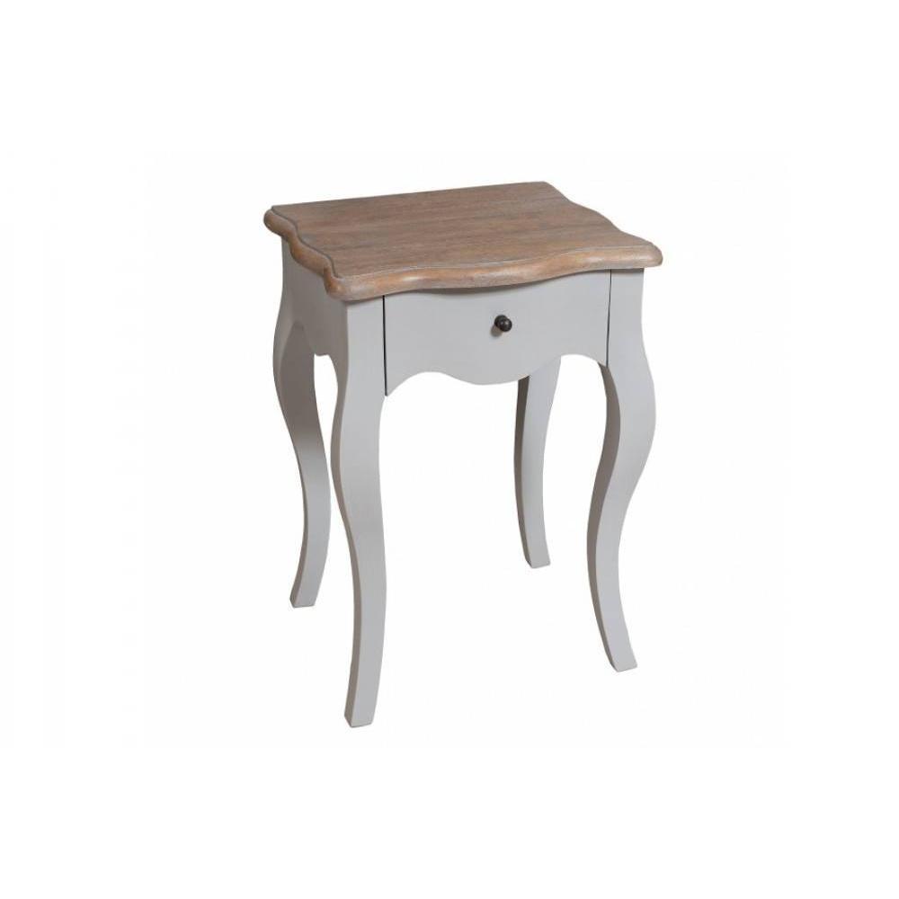 Chevets meubles et rangements chevet baroque 1 tiroir for Meuble financement montreal