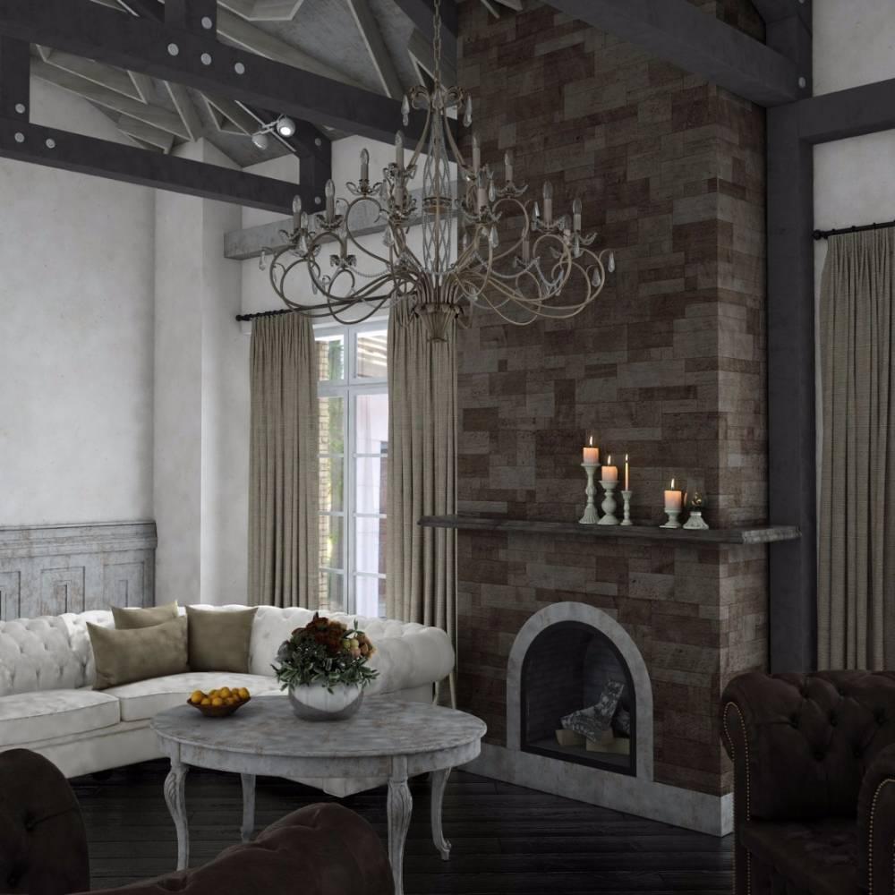 lustres luminaires lustre chiaro classic style classique inside75. Black Bedroom Furniture Sets. Home Design Ideas