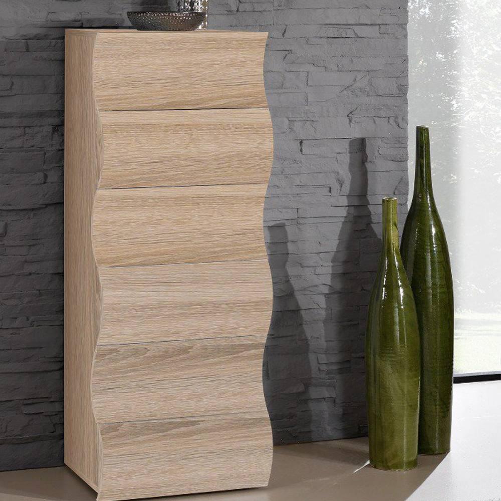 chiffonniers meubles et rangements chiffonnier vague 6. Black Bedroom Furniture Sets. Home Design Ideas