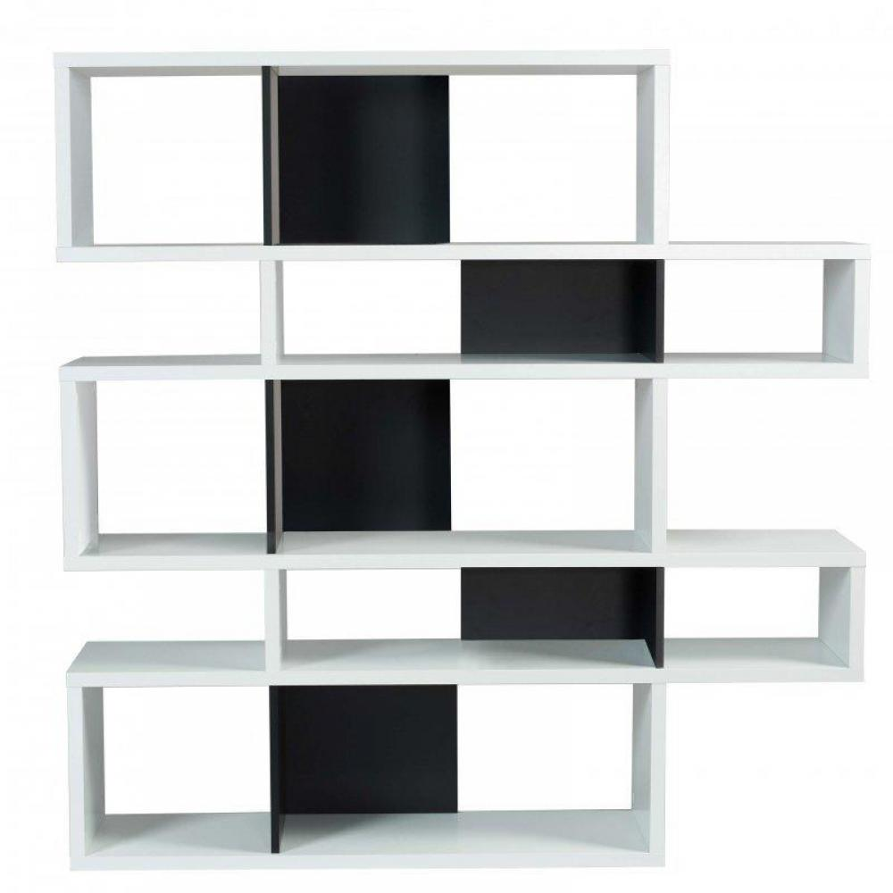 Biblioth ques tag res meubles et rangements temahome london biblioth que d - Etagere blanche design ...