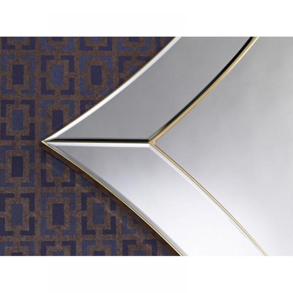 Miroirs meubles et rangements clara miroir mural design - Miroir design belgique ...
