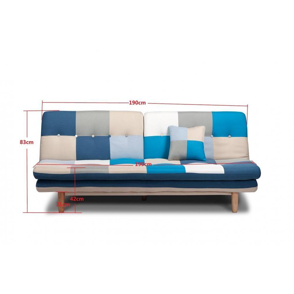 canap lit clic clac au meilleur prix canap ouverture. Black Bedroom Furniture Sets. Home Design Ideas