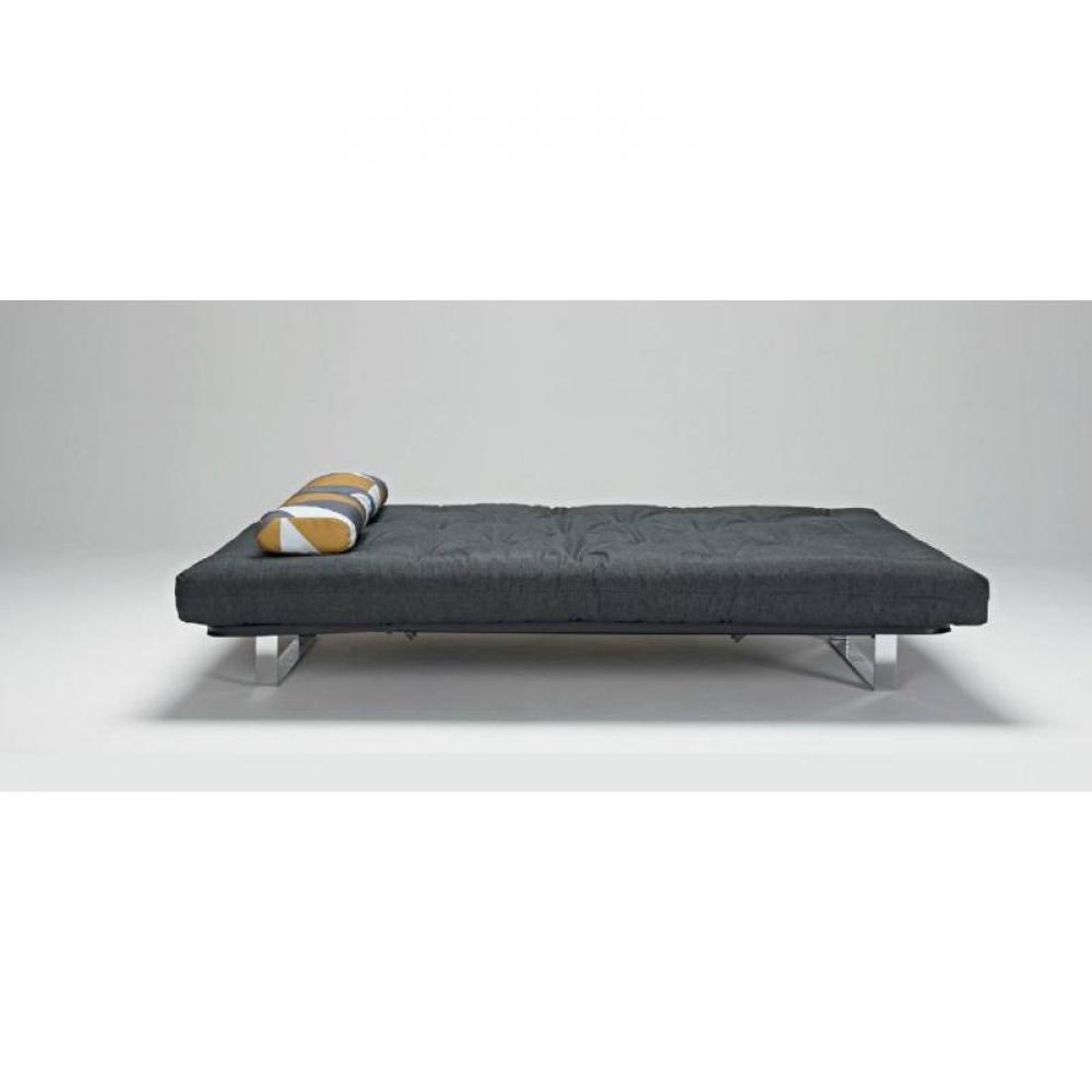 canap s ouverture express canape lit design minimum graphite convertible clic clac 200 140. Black Bedroom Furniture Sets. Home Design Ideas