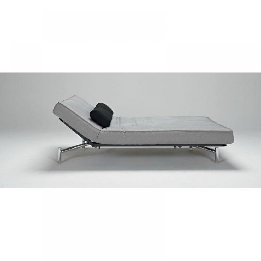canap s lits clic clac convertibles innovation canap lit clic clac design spider gris. Black Bedroom Furniture Sets. Home Design Ideas