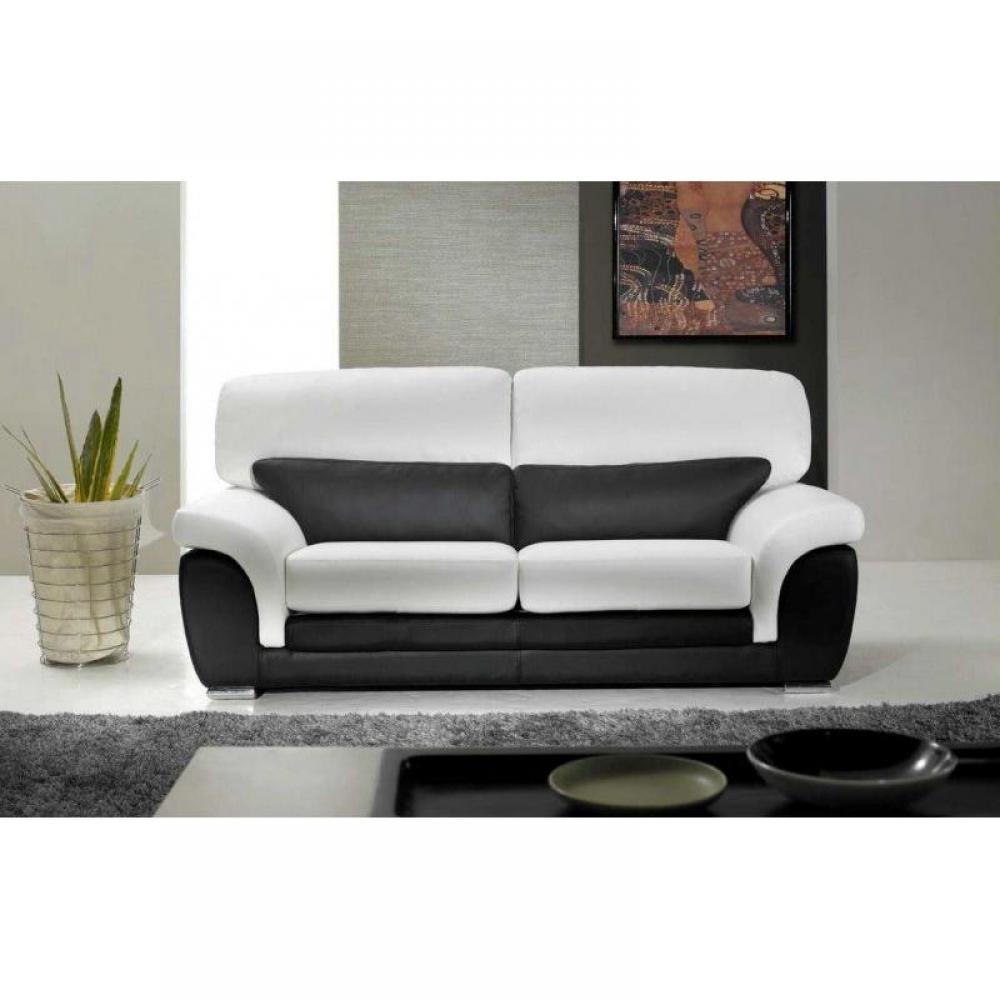 Canapé Cuir Blanc Qui Jaunit canapé fixe confortable & design au meilleur prix, cloÉ