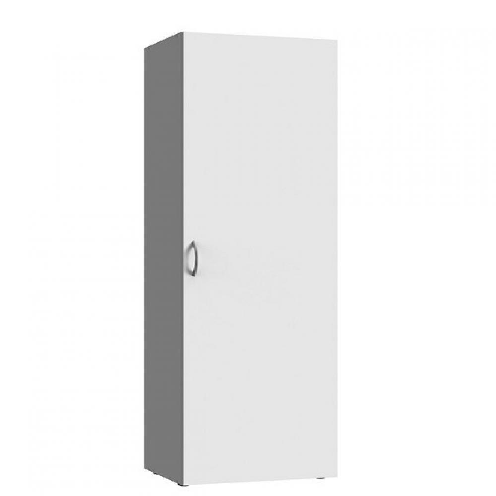 Colonne De Rangement Meubles Et Rangements Colonne De Rangement Lund 1 Porte Blanc Mat Largeur 50 X 40 Cm Profondeur Inside75