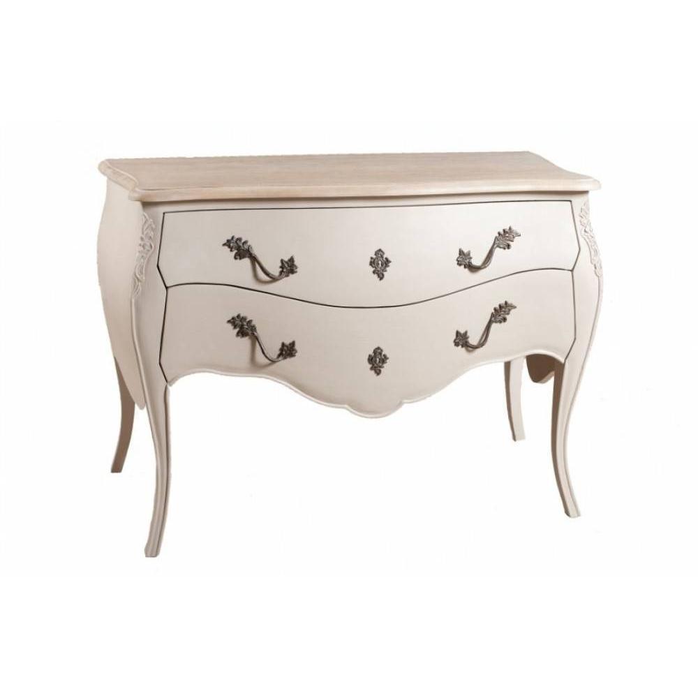 commodes meubles et rangements console baroque venise 2 tiroirs coloris argile en manguier. Black Bedroom Furniture Sets. Home Design Ideas