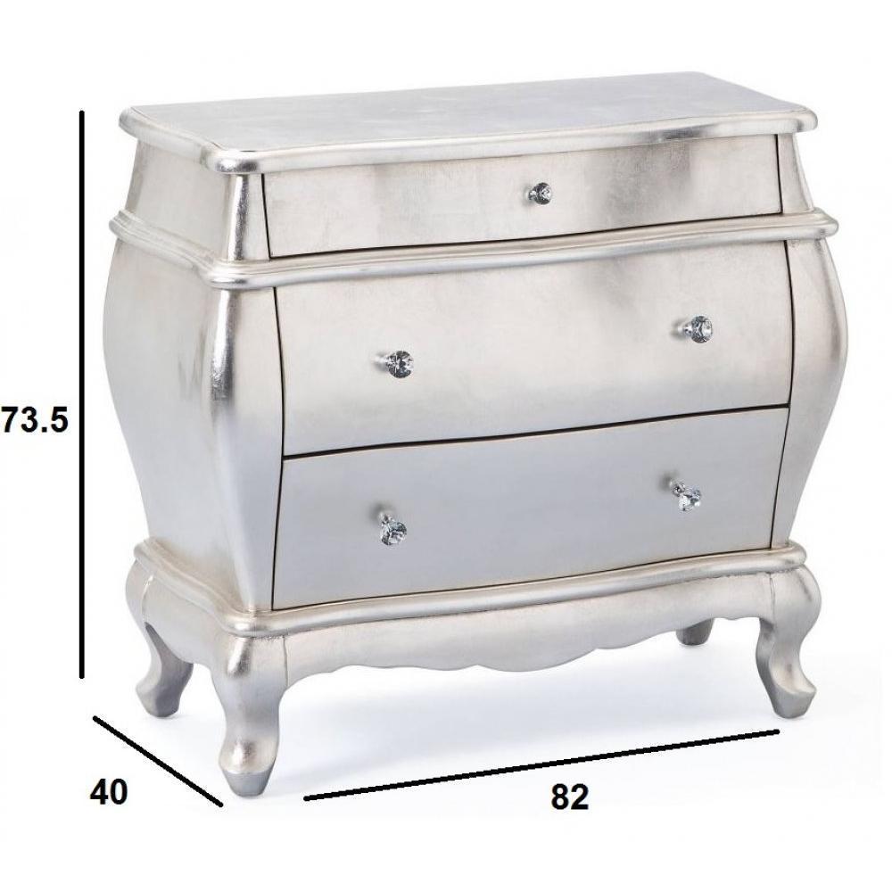 commodes meubles et rangements commode baroque. Black Bedroom Furniture Sets. Home Design Ideas