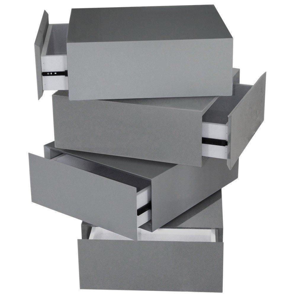 Commodes, meubles et rangements, Commode Rotative ROTONDE Laquée ...