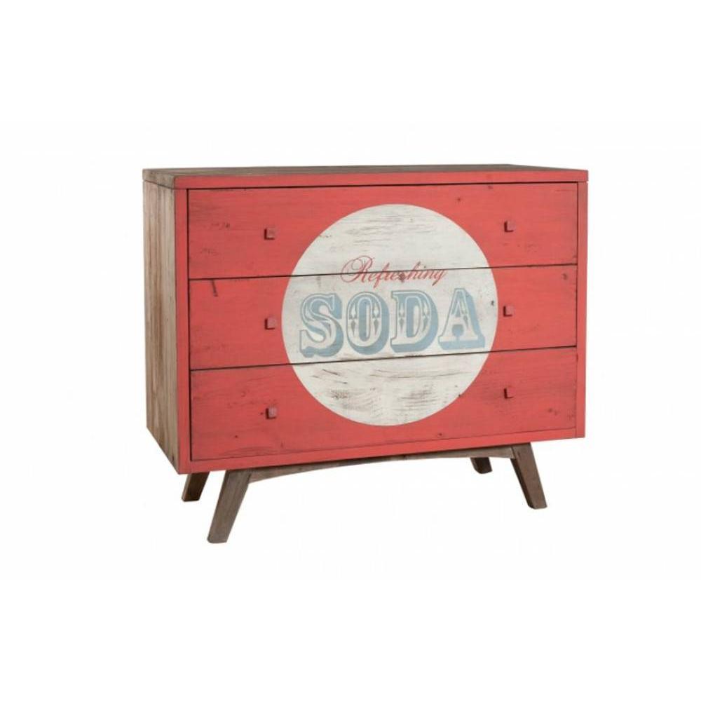 commodes meubles et rangements console design industriel. Black Bedroom Furniture Sets. Home Design Ideas