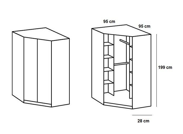 Composition armoires d