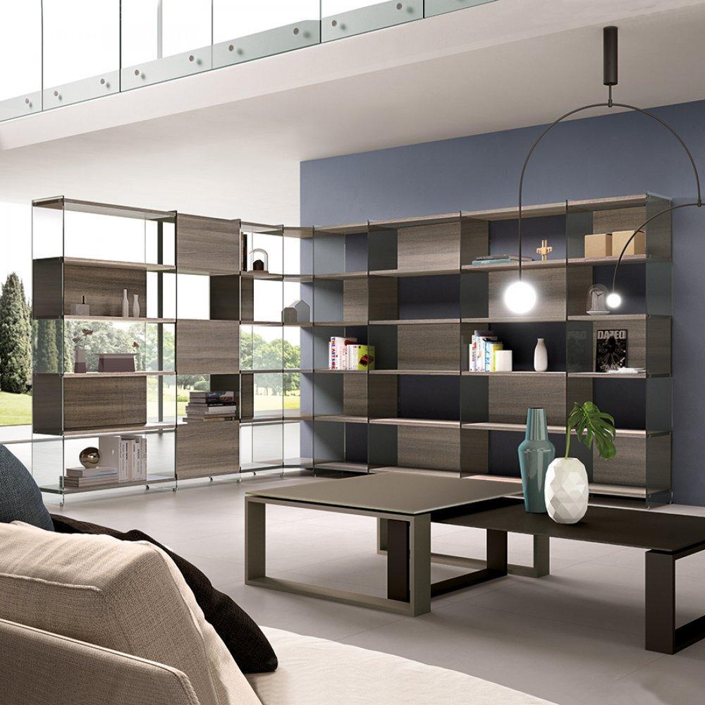 meubles tv meubles et rangements composition murale tv babylone c ruse orme inside75. Black Bedroom Furniture Sets. Home Design Ideas